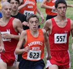 College Cross Country Recruit Christian Moore