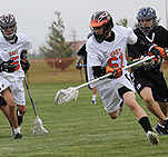 College Lacrosse Recruit Dominick Tabor